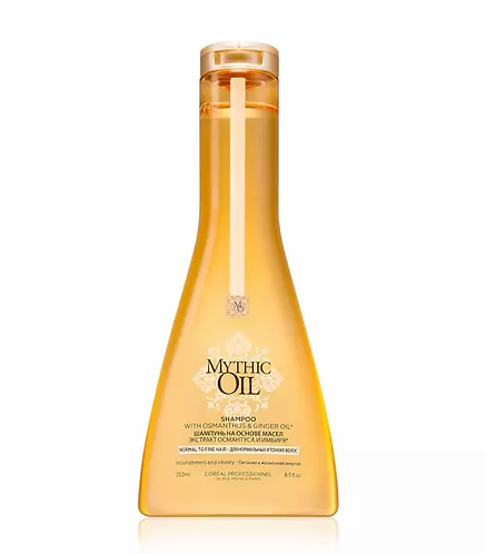 L'Oréal Professionnel Mythic Oil Osmanthus & Ginger Cabelos Normais a Fino 250ml - lindecosmetics.com