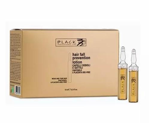 Black Professional Ampolas Anti-Queda 12X10ml - lindecosmetics.com