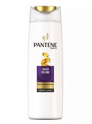 Pantene Sheer Volume Shampoo 360ml