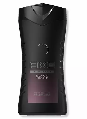 Axe Black Night Gel de Banho 250ml