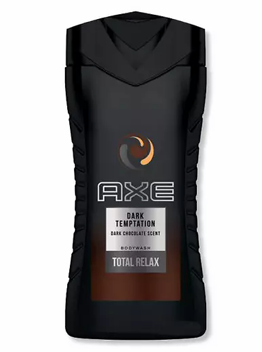 Novo Axe Dark Temptation Gel de Banho 250ml