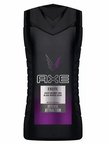 Axe Excite Gel de Banho 250ml
