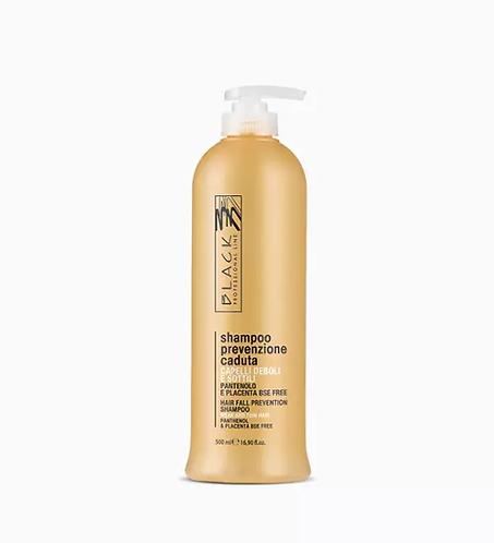Black Professional Shampoo Anti-Queda 500ml - lindecosmetics.com