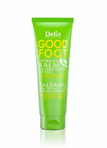 Delia Good Foot Bálsamo Pernas Cansadas 100ml - lindecosmetics.com