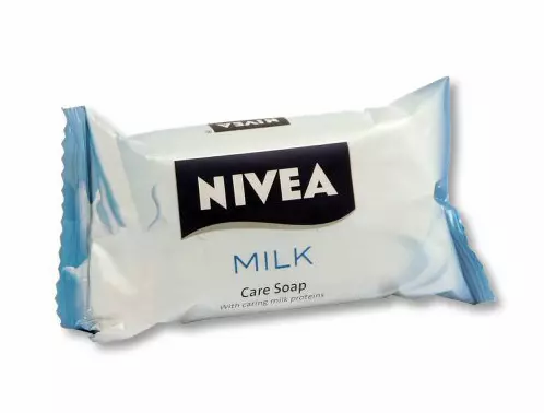 Nivea Milk Sabonete 90g