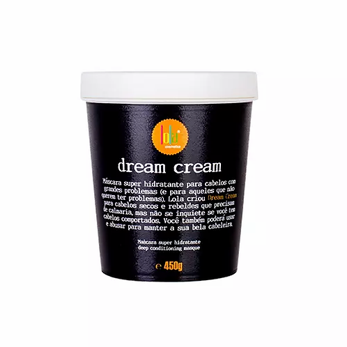 Lola Dream Cream - Máscara 450g - lindecosmetics.com
