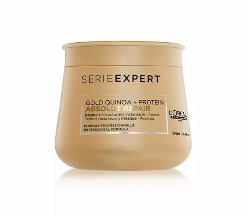 L'Oréal Serie Expert Absolut Repair Gold Quinoa + Protein 250ml - lindecosmetics.com