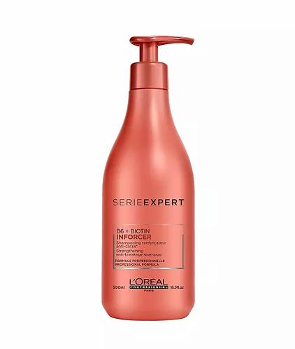 L'Oréal Professionnel Série Expert Inforcer Shampoo 500ml - lindecosmetics.com