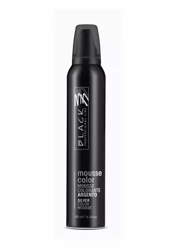 Black Professional Espuma de Cor - Cinza 200ml - lindecosmetics.com