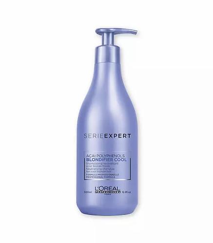 L'Oréal Professionnel Série Expert Blondifier Cool Champô Matizador 500ml - lindecosmetics.com