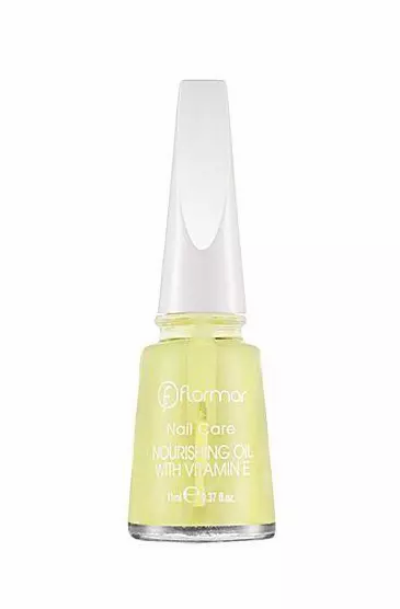 Flormar Nail Care Nourishing Oil Vitmanin 11ML - lindecosmetics.com