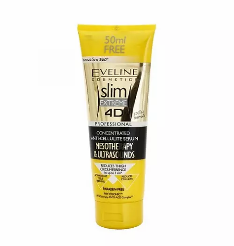 Eveline Slim Extreme Mesoterapia e Ultra Sons 250ml - lindecosmetics.com