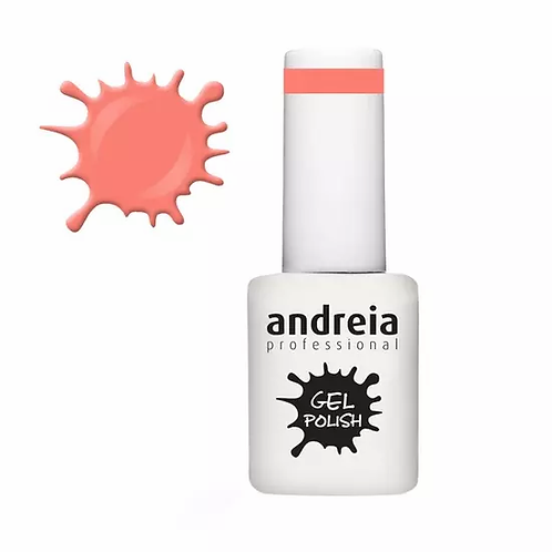 Andreia Verniz Gel Nº 206 - 10.5ml - lindecosmetics.com