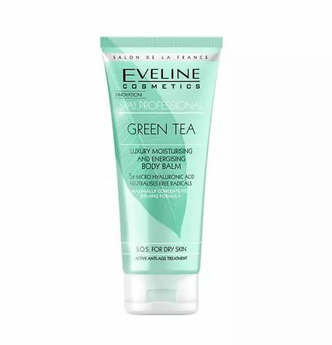 Eveline Spa Luxury Body Balm Green Tea 200ml - lindecosmetics.com