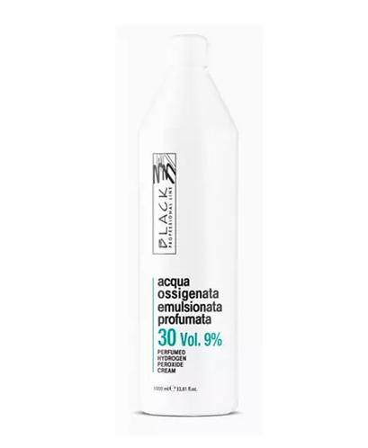 Black Professional Oxidante Creme Perfumada 30 Vol 1000ml - lindecosmetics.com