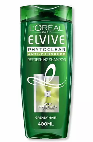 L´Oréal Elvive Phytoclear Normal Shampoo 400ml