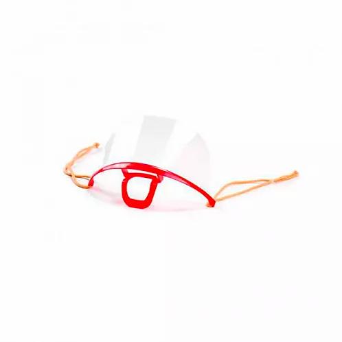 Higimask Máscara Higiénica Vermelha - lindecosmetics.com