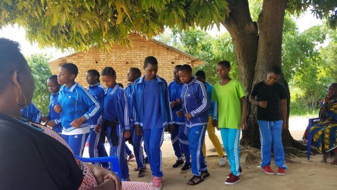 Blss choir Kidetete