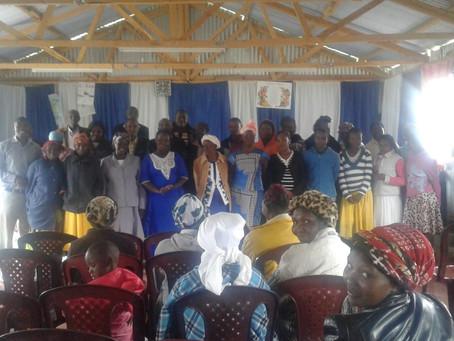 25 Baptized at Shalom Church