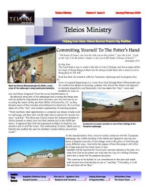 Newsletter Image 2006