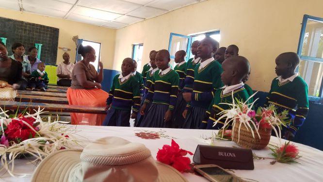Asante sana choir
