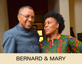 Bernard and Mary Kabaru Mwangi