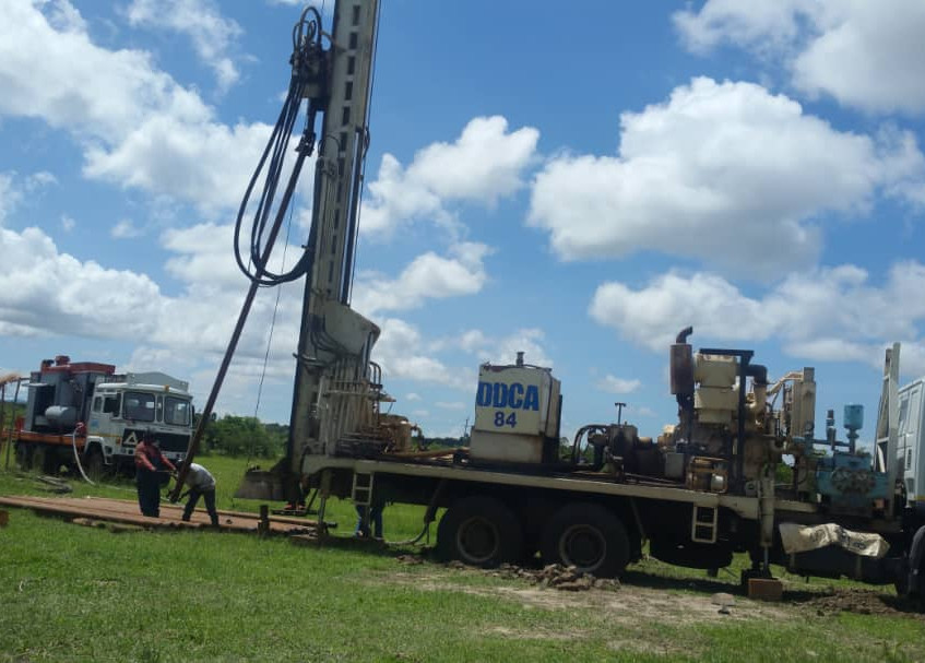 Getting set up to Drill