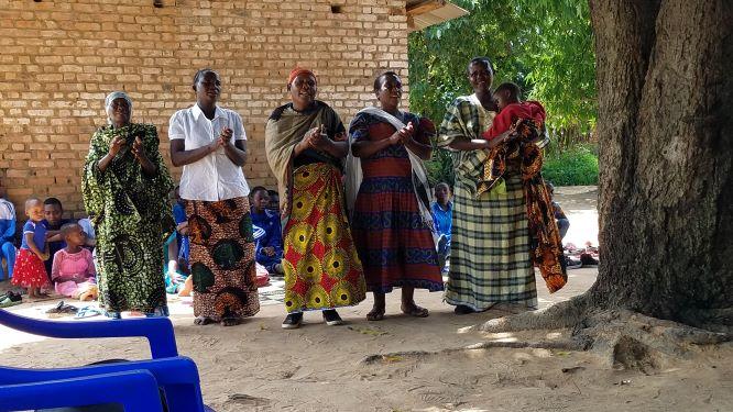 Kidete Women's choir