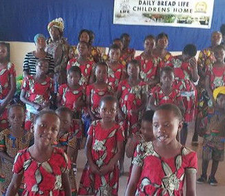 Daily Bread Life Children's Home