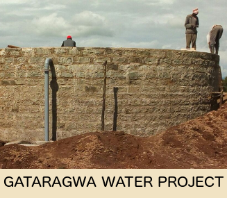 Gataragwa Water Project