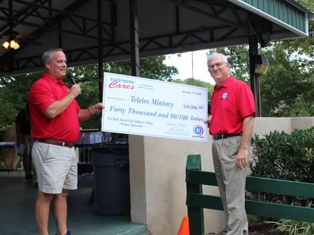 Eastern Cares Classic Raises $40,000