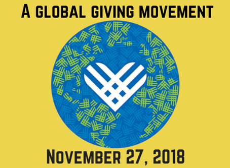 Help Us Get Ready for #GivingTuesday!