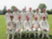 Fareham and Crofton Cricket club team photo.jpg