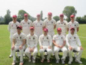 Fareham and Crofton Cricket club team photo.jpg
