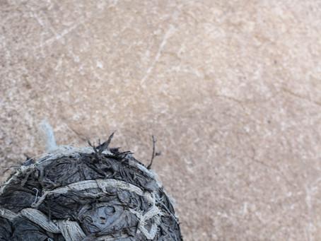 A Ball Made of Trash