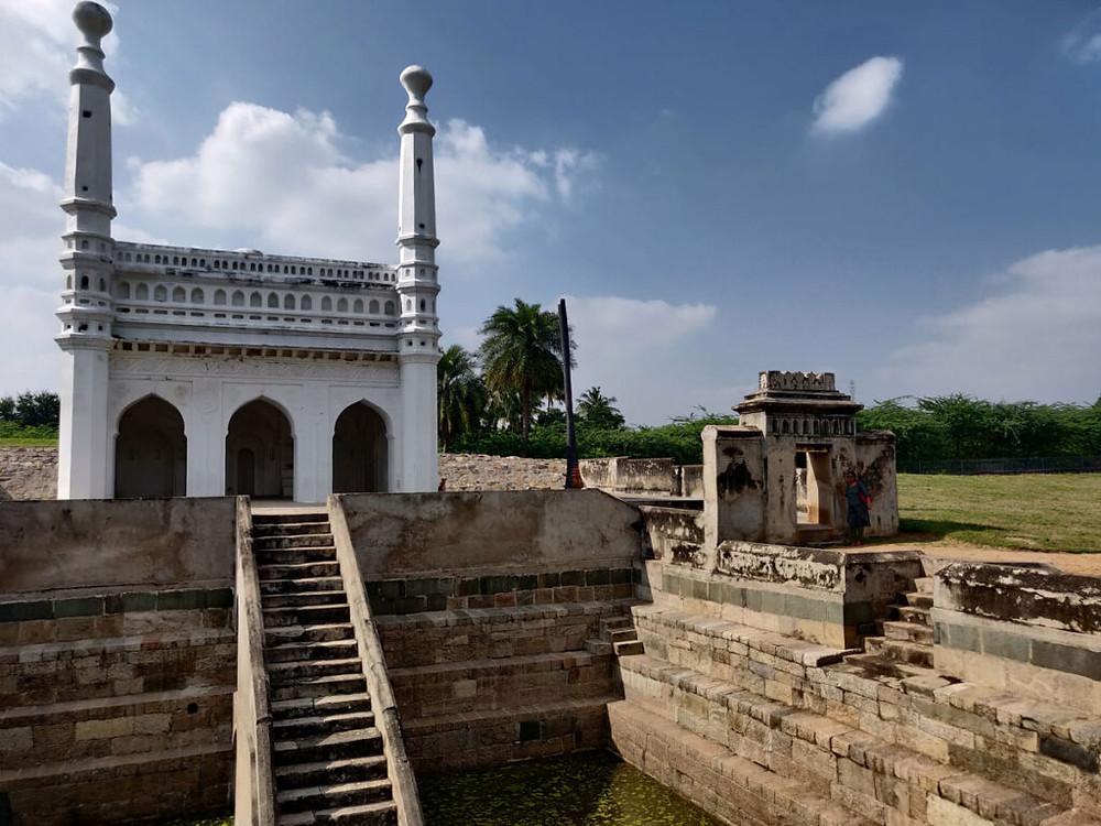 Palace of Nawab of Arcot