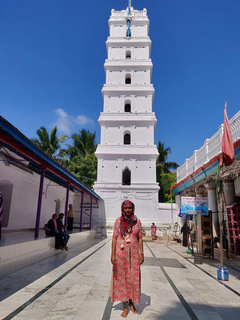 Nagore Dargah must visit on a Tamil Nadu road trip