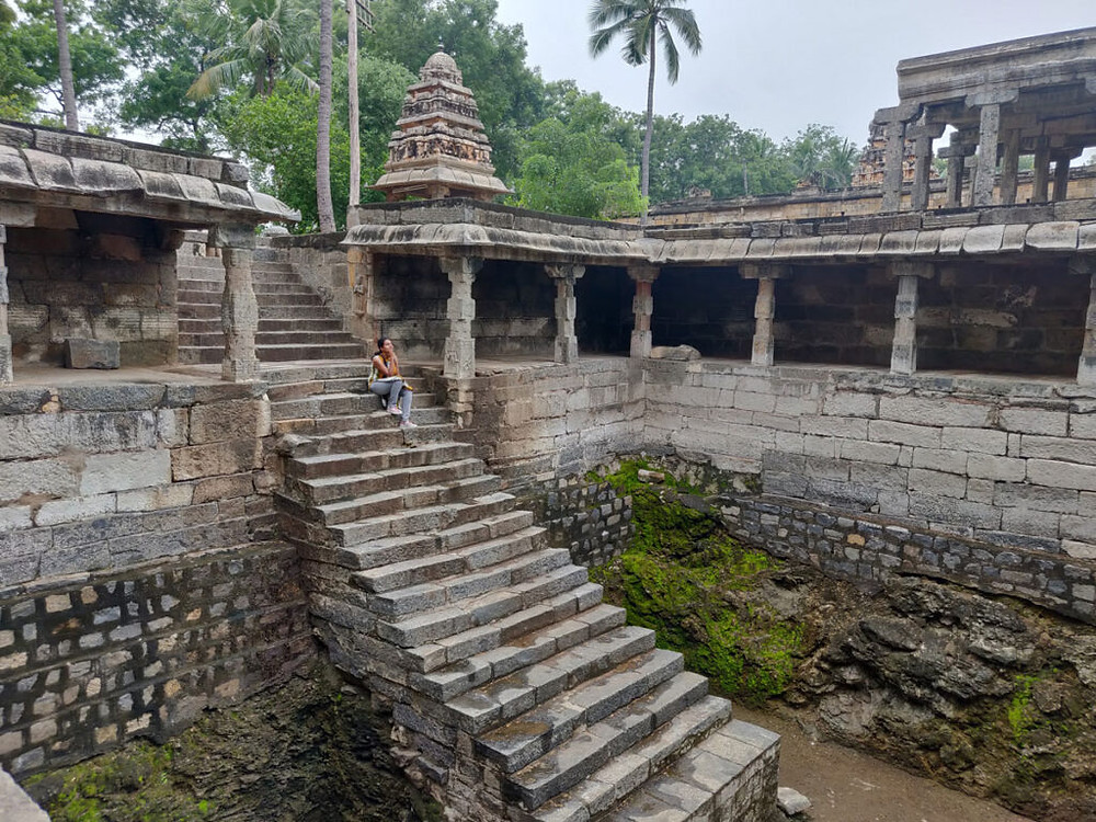 Little known Chola temple at valikandapuram. One of the many in Tamil Nadu.