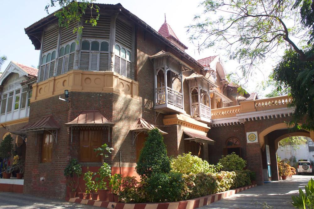 aurobindo ashram,vadodara