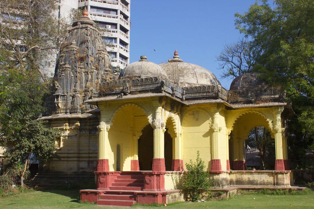 private temple near kirti mandir