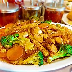 """WS: Glass Noodles """"Paht Woon Sen"""""""