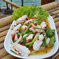 """SQ-SAL: Squid Salad """"Yum Pla Muk"""""""