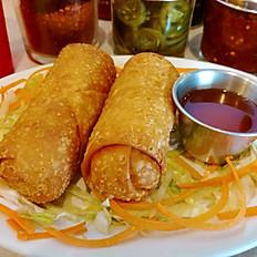 ER: Thai Style Egg Rolls