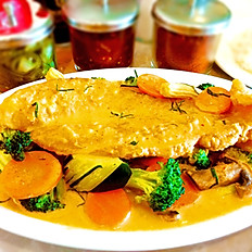 "P2: Curry Fish ""Pla Chue Chee"""