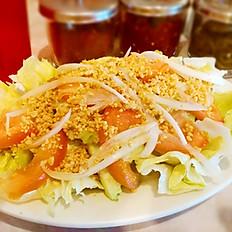 "CC: Cucumber Salad ""Yum Taeng-Gwah"""