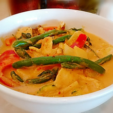 "L5: Red Curry ""Gaeng Daeng"" (Lunch)"