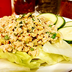 "LAB: Minced Chicken Salad ""Larb Gai"""