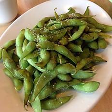 "ED: Steam Soy Beans ""Edamame"""