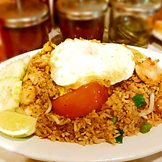L7: Regular Fried Rice (Lunch)