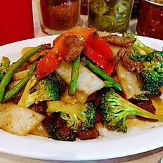"""L3: Drunken Noodles """"Paht Kee-Mao"""" (Lunch)"""